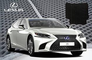 Автомобільні килимки EVA на Lexus IS250 2013-