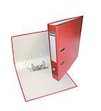 Папка-регистратор, А4, 50 мм, РР-покрытие, кармашек для этикетки, фото 9