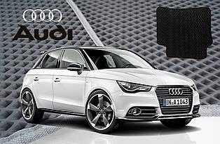 Автомобильные коврики EVA на Audi A8 2013-