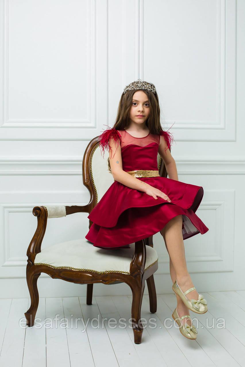 """Модель """"LIZZI 2"""" - дитяча сукня / дитяче плаття"""