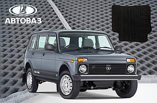 Автомобильные коврики EVA на ВАЗ 21099 1990-2011