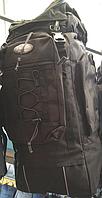 Рюкзак Ding Zhi большой 75л черный