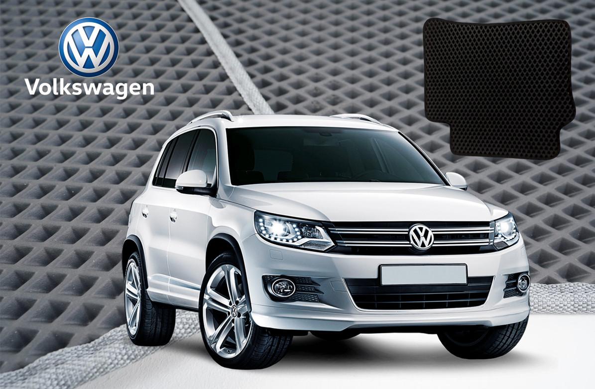 Автомобільні килимки EVA на Volkswagen Phaeton Short 2003-