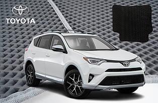 Автомобільні килимки EVA на Toyota Corolla 2013-