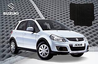 Автомобільні килимки EVA на Suzuki Swift II 2004-2010