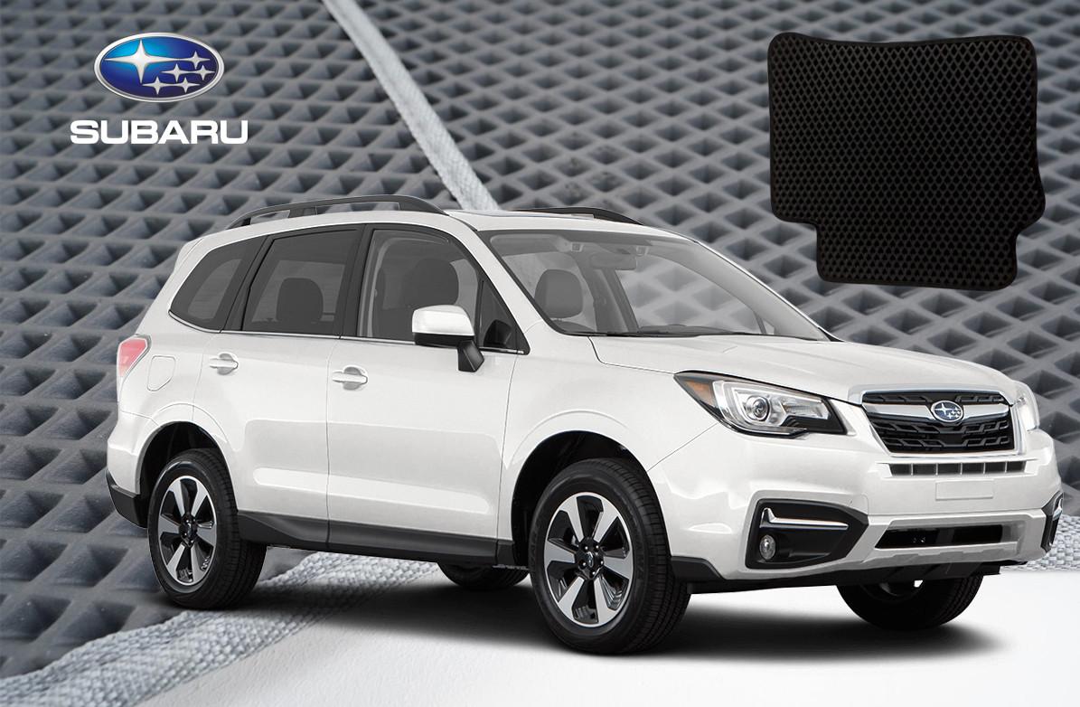 Автомобильные коврики EVA на Subaru Legacy Outback 2015-