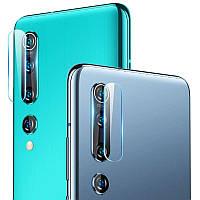 Защитное стекло на камеру Elite для Xiaomi Mi 10