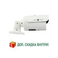 Камера наблюдения Наружная IP GreenVision GV-054-IP-G-COS20-30 POE