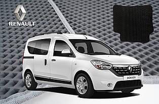 Автомобільні килимки EVA на Renault Captur 2016-