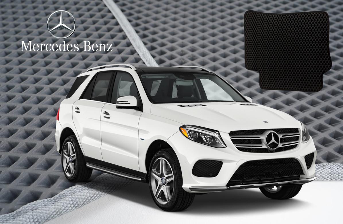 Автомобильные коврики EVA на Mercedes-Benz GLC X253 2015-