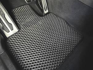 Автомобильные коврики EVA на Mercedes-Benz GLC X253 2015-, фото 2