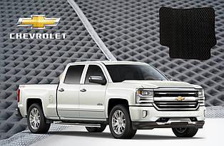 Автомобильные коврики EVA на Chevrolet Cobalt 2013-