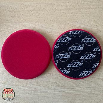 Полировальный круг жесткий ZviZZer Standard, 140 мм/150 мм Красный