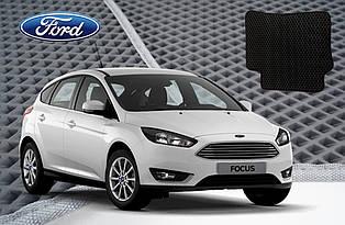 Автомобильные коврики EVA на Ford Fiesta 2015-
