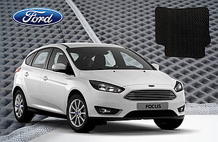 Автомобильные коврики EVA на Ford Mondeo 2015-