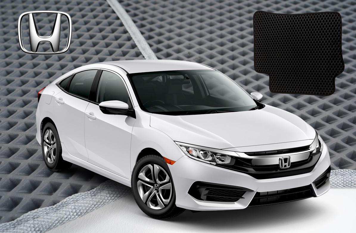 Автомобільні килимки EVA на Honda CR-V 2012-
