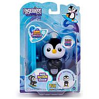 Интерактивная игрушка пингвин Fingerlings Baby Penguin - Tux. WowWee 3678. Оригинал