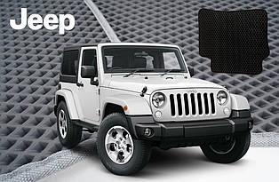Автомобильные коврики EVA на Jeep Grand Cherokee IV WK2 2011-