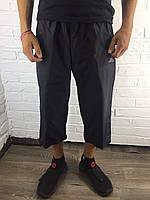 Бриджи мужские черные SHORTS T5007 XL