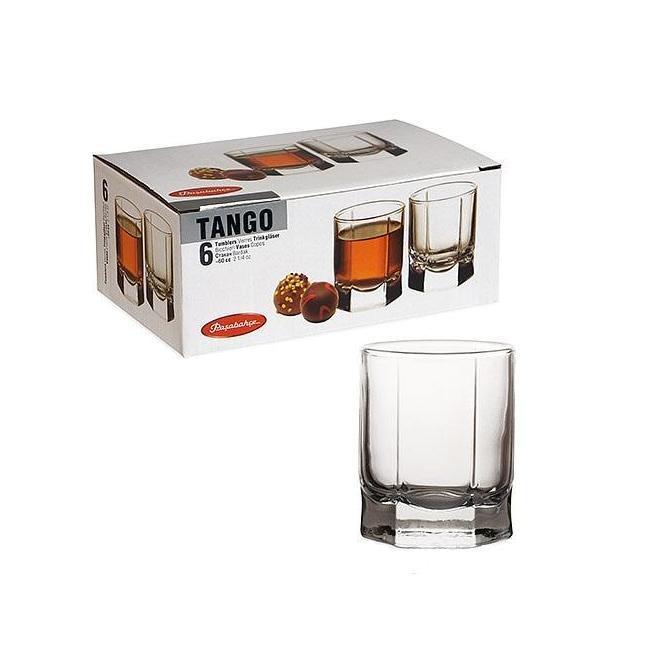 Набор классических стопок Pasabahce Танго 65 мл 6 шт (42294)