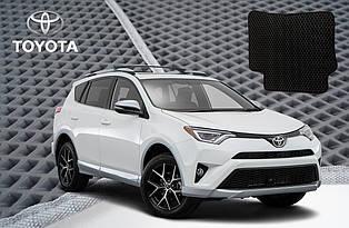 Автомобильные коврики EVA на Toyota Hilux 2015-