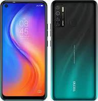 Смартфон c большим дисплеем и четырьмя камерами на 2 сим карты Tecno Spark 5 Pro (KD7) 4/64Gb DS Ice Jadeite