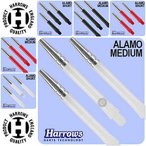 Набор хвостовиков для дротиков дартс Harrows Англия Alamo 6 штук