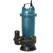 Дренажно-фекальные электронасосы Насосы плюс оборудование WQD 8-16-1,1F