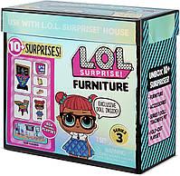 Мебель для куклы ЛОЛ Сюрприз Класс Умницы Школа - LOL Surprise Furniture Classroom 570028, фото 5