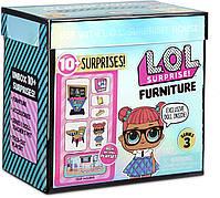 Мебель для куклы ЛОЛ Сюрприз Класс Умницы Школа - LOL Surprise Furniture Classroom 570028, фото 6