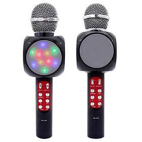 Микрофон DM Караоке Wster WS-1816 Original Черный