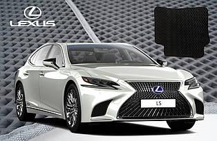 Автомобільні килимки EVA на Lexus ES250 2012-