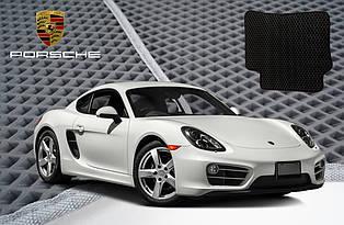 Автомобильные коврики EVA на Porsche Carrera 911 2007-