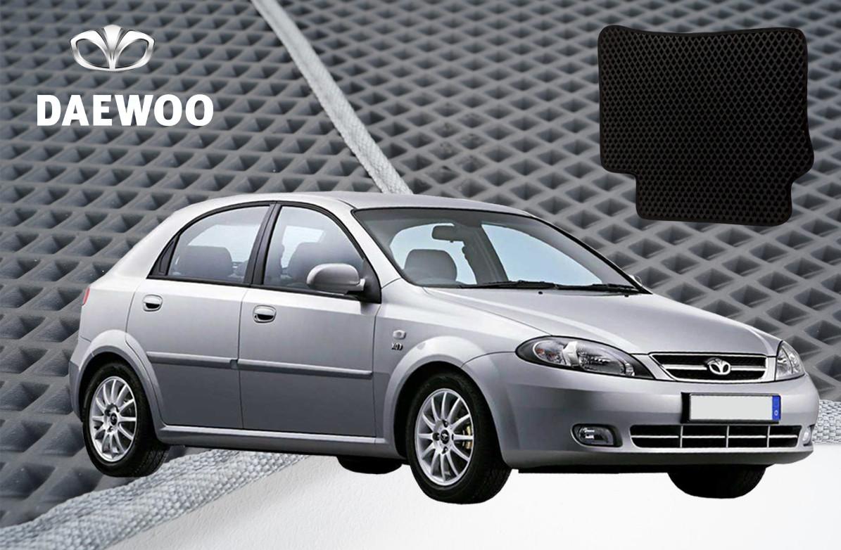 Автомобильные коврики EVA на Daewoo Matiz II 2005-