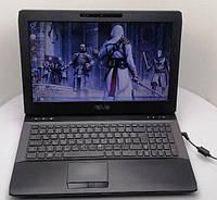 Ноутбук Asus G53SX 15.6 3D (1366x768)/  Core i5-2520M (2x max3.2GHz) / GeForce GTX 560M. 2Gb/ RAM 8Gb/  HDD 1Tb/  АКБ 0 мин./  Сост. 8.5/10
