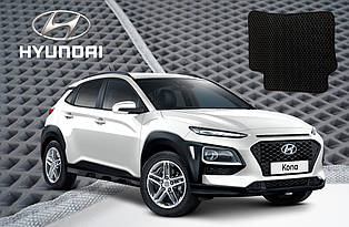 Автомобильные коврики EVA на Hyundai Creta 2016-