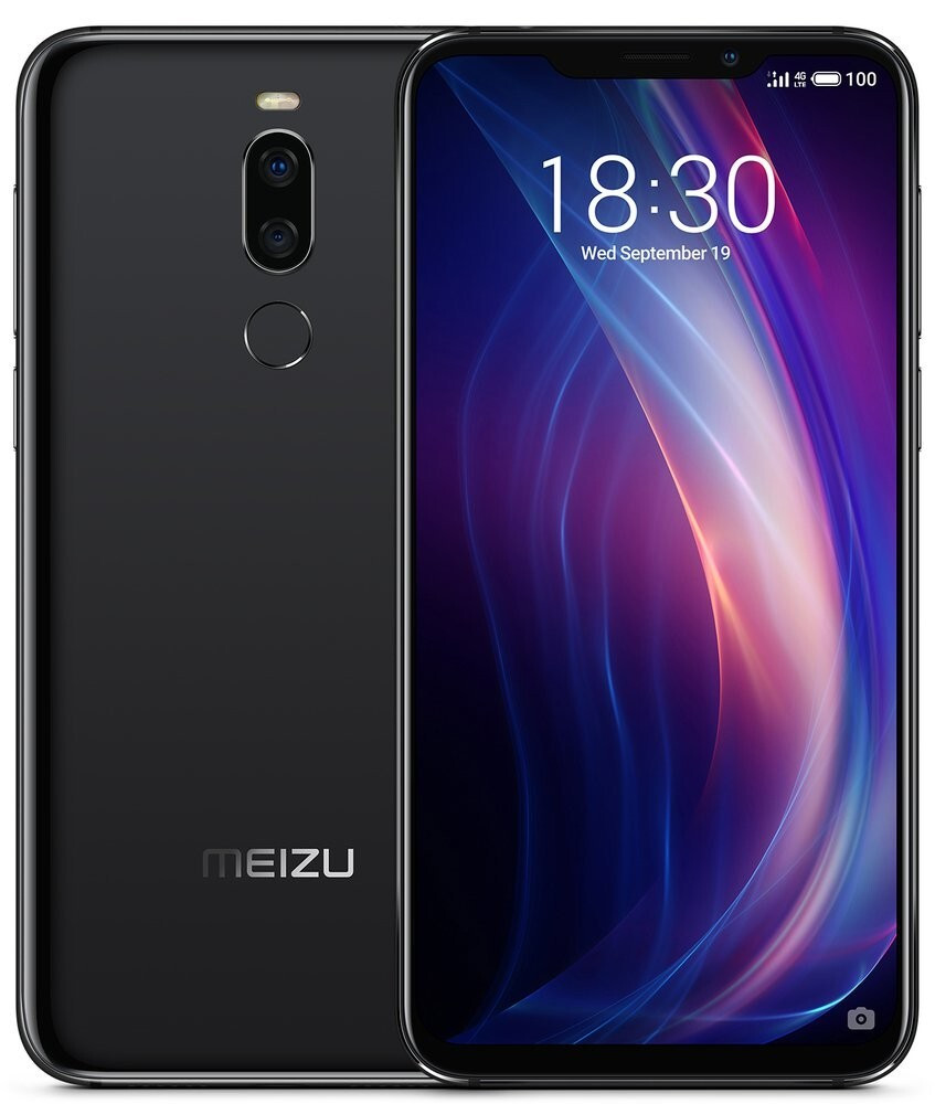 Meizu X8 4/64GB Black Grade C