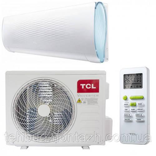 Кондиционер TCL TAC-12CHSD/XPI Inverter R32 WI-FI