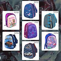 Школьный портфель с дышащей спинкой , рюкзак ортопедический для мальчика