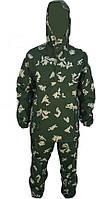 Летний камуфляжный костюм для охоты и рыбалки Анорак Березка