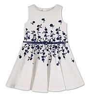 Очень красивое и качественное платье на девочку 4-5 лет C&A Германия Размер 110