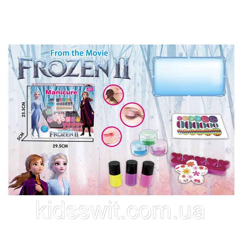 Маникюрный набор Frozen 2, в коробке, CS 68 E 20