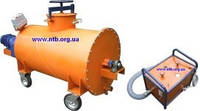 Оборудование для производства пенобетона: пеногенераторы, смесители, формы