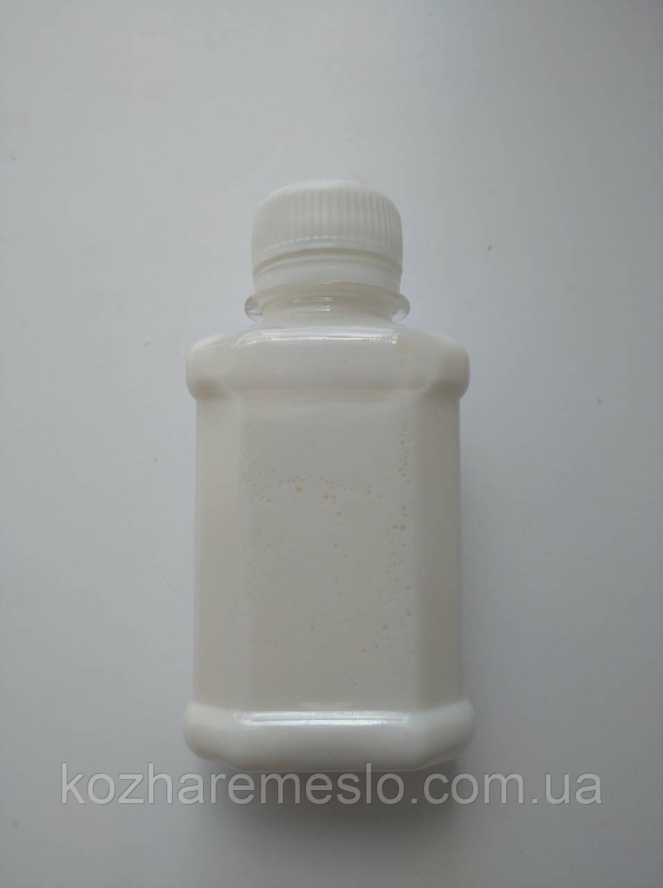 Аппретура для кожи на водной основе FINAL W 200 мл бесцветная матовая