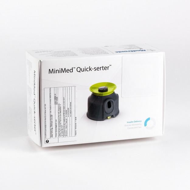 Устройство Quick-Serter (Квик-Сертер), ММТ-305QS для установки катетеров Quick-Set, Medtronic