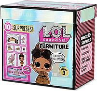 Мебель для куклы ЛОЛ Сюрприз Кабинет Леди-Босс - LOL Surprise Furniture Boss Queen 570042, фото 5