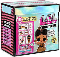 Мебель для куклы ЛОЛ Сюрприз Кабинет Леди-Босс - LOL Surprise Furniture Boss Queen 570042, фото 6