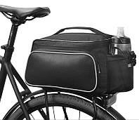 Сумка на багажник велосипеда велобаул вело сумочка баул