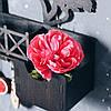 """Ключница """"Здесь живет счастье"""" (с балконом) венге, фото 3"""