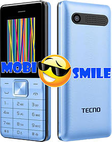Телефон Tecno T301 Blue